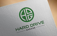 Hard drive garage Logo - Entry #230