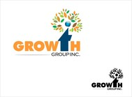 Growth Group Inc. Logo - Entry #56