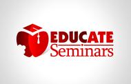 EducATE Seminars Logo - Entry #29