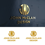 John McClain Design Logo - Entry #33