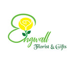 Engwall Florist & Gifts Logo - Entry #77