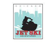Chicago Jet Ski Adventures Logo - Entry #52