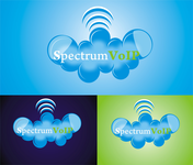 Logo and color scheme for VoIP Phone System Provider - Entry #173