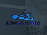 Rowing Hands Logo - Entry #80