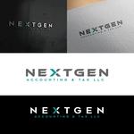 NextGen Accounting & Tax LLC Logo - Entry #603