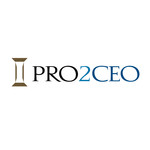 PRO2CEO Personal/Professional Development Company  Logo - Entry #69