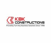 KBK constructions Logo - Entry #84