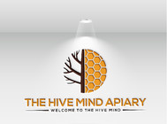 The Hive Mind Apiary Logo - Entry #108