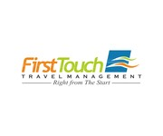 First Touch Travel Management Logo - Entry #104