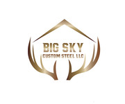 Big Sky Custom Steel LLC Logo - Entry #63
