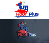 Roof Plus Logo - Entry #285