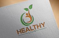 Healthy Livin Logo - Entry #563