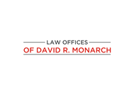 Law Offices of David R. Monarch Logo - Entry #20
