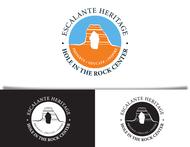 Escalante Heritage/ Hole in the Rock Center Logo - Entry #5