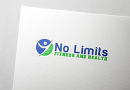 No Limits Logo - Entry #156