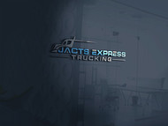 Jacts Express Trucking Logo - Entry #106