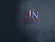 Installation Nation Logo - Entry #112
