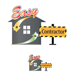 Easy Contractor Logo - Entry #52