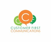 Customer First Communications Logo - Entry #89