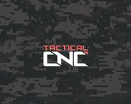 Tactical CNC Logo - Entry #49