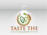 Taste The Season Logo - Entry #78
