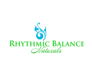 Rhythmic Balance Naturals Logo - Entry #47