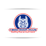 1-800-Roof-Plus Logo - Entry #21