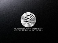 Rush County Connect Broadband Task Force Logo - Entry #29