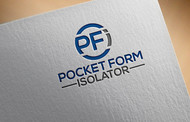 Pocket Form Isolator Logo - Entry #16