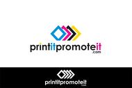 PrintItPromoteIt.com Logo - Entry #261