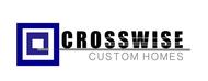 Crosswise Custom Homes Logo - Entry #83