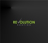 Revolution Roofing Logo - Entry #20