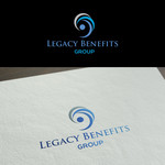 Legacy Benefits Group Logo - Entry #66