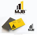 MJB BUILDERS Logo - Entry #32