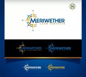 Meriwether Land Services Logo - Entry #88