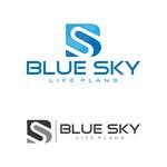 Blue Sky Life Plans Logo - Entry #364