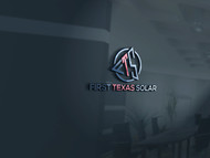 First Texas Solar Logo - Entry #115