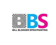 Bill Blokker Spraypainting Logo - Entry #148