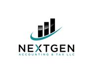 NextGen Accounting & Tax LLC Logo - Entry #162