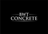 BWT Concrete Logo - Entry #244
