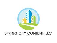 Spring City Content, LLC. Logo - Entry #19