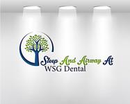 Sleep and Airway at WSG Dental Logo - Entry #591