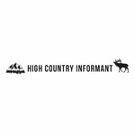 High Country Informant Logo - Entry #143