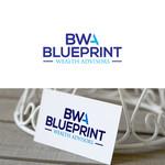 Blueprint Wealth Advisors Logo - Entry #377