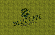 Blue Chip Conditioning Logo - Entry #249