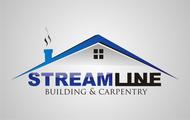 STREAMLINE building & carpentry Logo - Entry #54