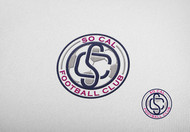 So Cal FC (Football Club) Logo - Entry #21