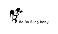 Ba Ba Bling baby Logo - Entry #12
