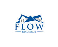 Flow Real Estate Logo - Entry #52
