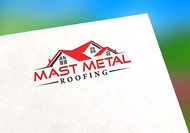 Mast Metal Roofing Logo - Entry #161